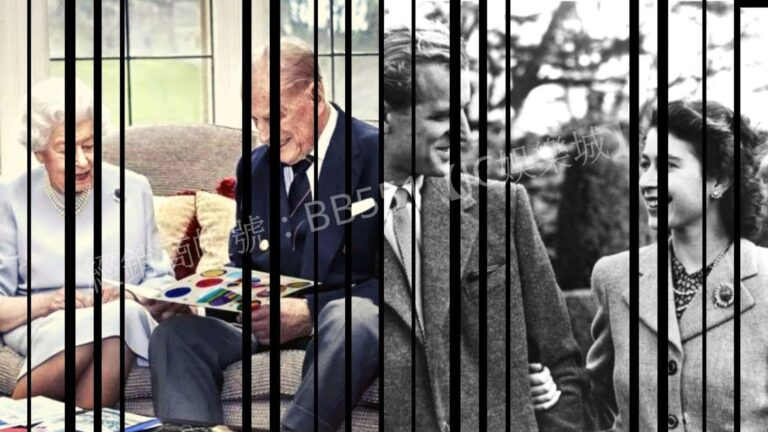 一部上映70多年的英倫愛情故事:菲利普親王辭世