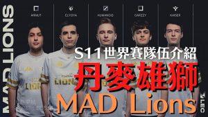 MAD Lions戰隊介紹